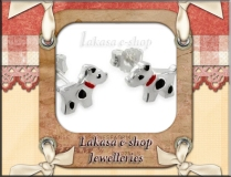 dog_enamel_eariings_kids_jewelry_lakasa_e-shop_jewelleries_silver_925