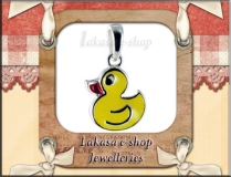 duck_enamel_pendant_kids_jewelry_lakasa_e-shop_silver_925_jewelleries_animals_figure_earrings