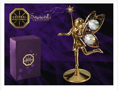 lakasa_e-shop_swarovski_crystals_angel_alef_34_euros_crystal_gold-plated_διακοσμητικό_νεράιδα_φιγούρα_επιχρυσωμένο